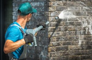 Red Deer commercial pressure washing services