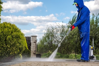 Nuance Pressure Washing Services serving Red Deer and Central Alberta