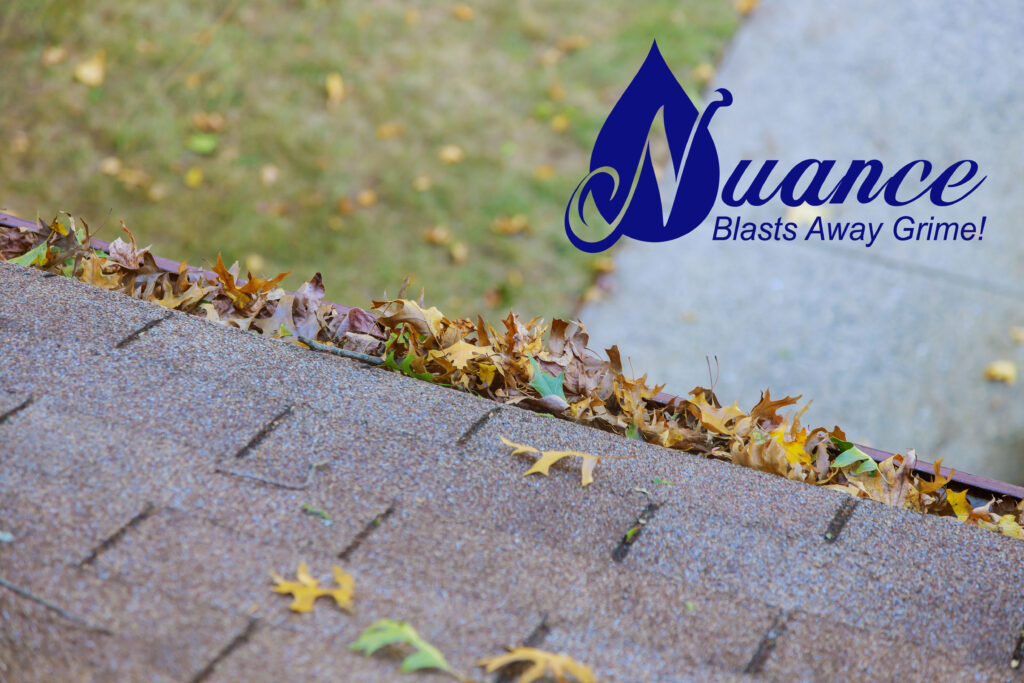 Red Deer Gutter Cleaning Services Nuance Pressure Washing